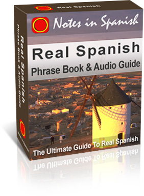 Real Spanish Phrase Book